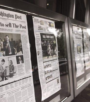 A Disruptura do Jornal